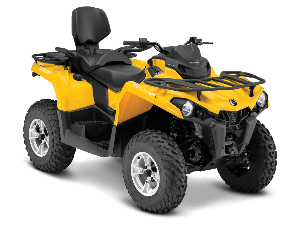 Can-Am Outlander L MAX 450 2016