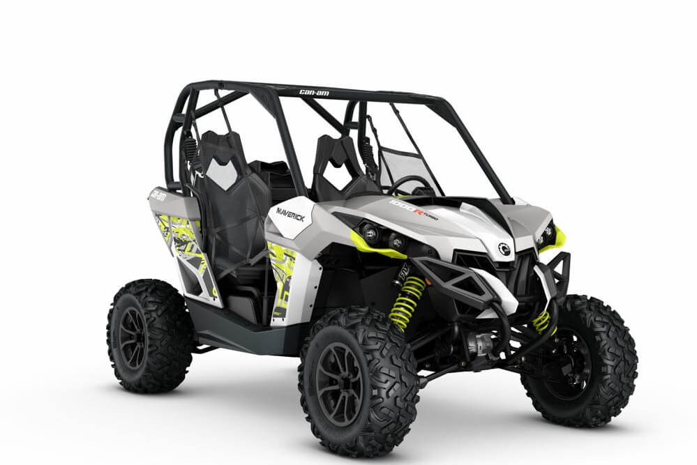Can-Am Maverick X mr 1000R 2016