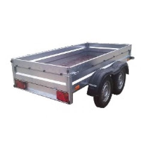 Repo Star Trailer QED 2412/07RDS