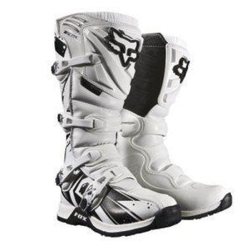FOX  Comp 5 Undertow Boot -05051 White