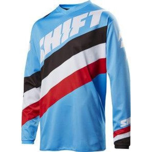 Shift  WHIT3 TARMAC JERSEY -17213 Blue