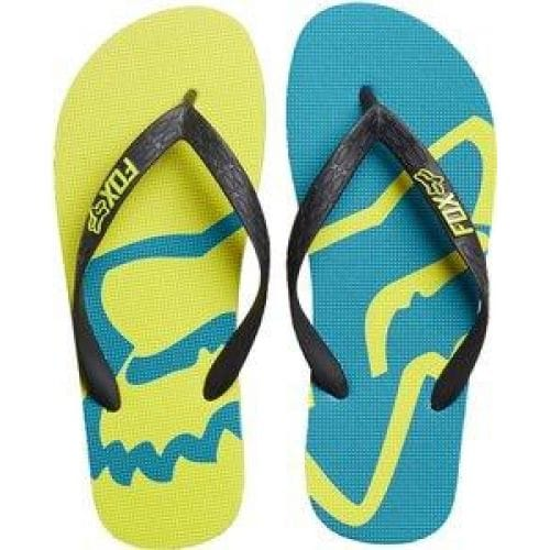 FOX  BEACHED FLIP FLOP -20171-130 Flo Yellow