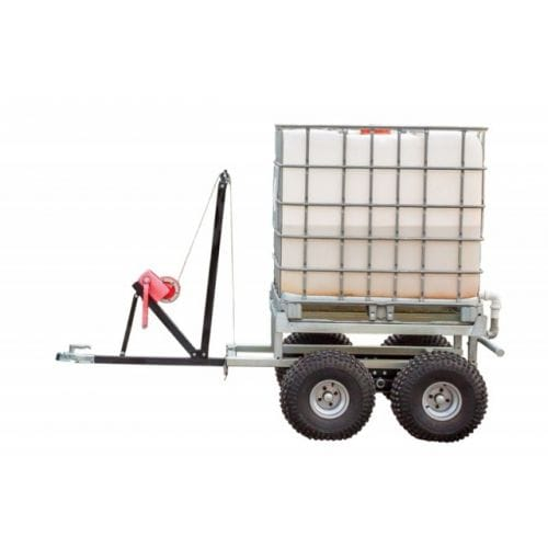 Iron Baltic ECO 1000 + cadru transport + rezervor apa 1000L