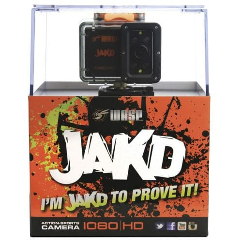 WASPcam 9903 HD J.A.K.D. Sports Camera