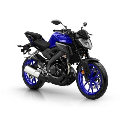 Yamaha MT-125 ABS '18