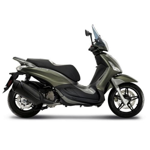 Piaggio Beverly Sport Touring 350 ABS ASR '18