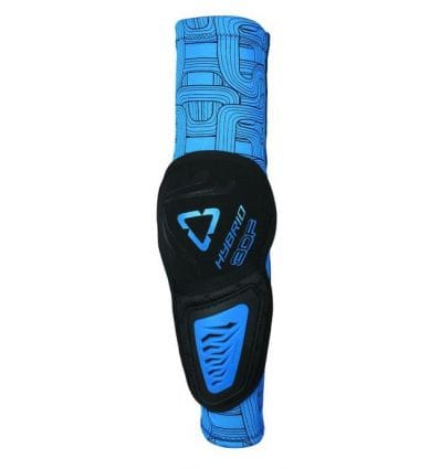 Leatt  ELBOW GUARD 3DF HYBRID BLK/BLU
