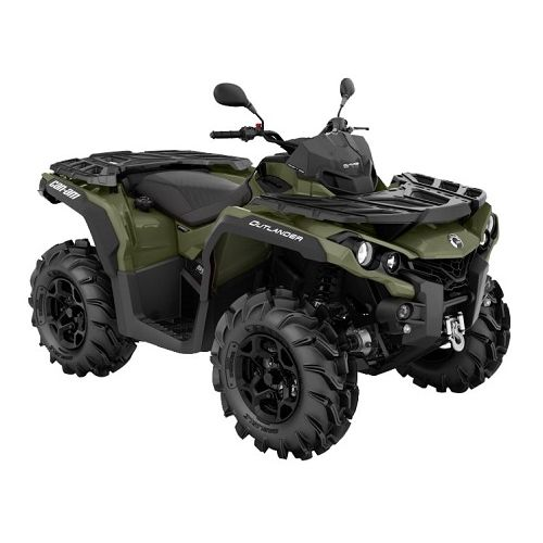 Can-Am Outlander PRO+ 570 T '19
