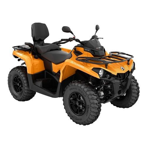 Can-Am Outlander MAX DPS 450 T '19