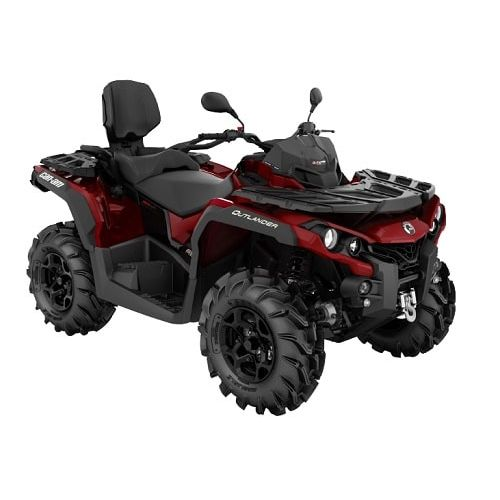 Can-Am Outlander MAX PRO+ 650 T '19