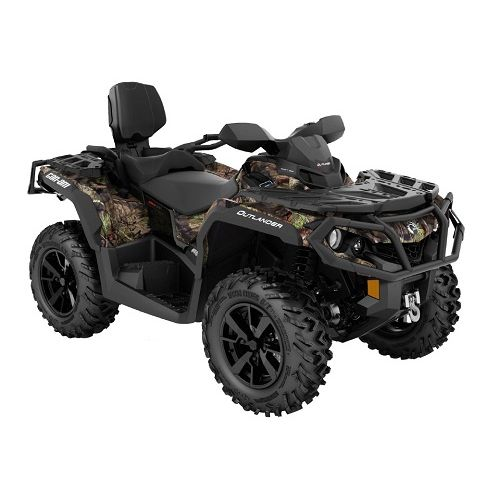 Can-Am Outlander MAX XT 650 Breakup Country Camo '19