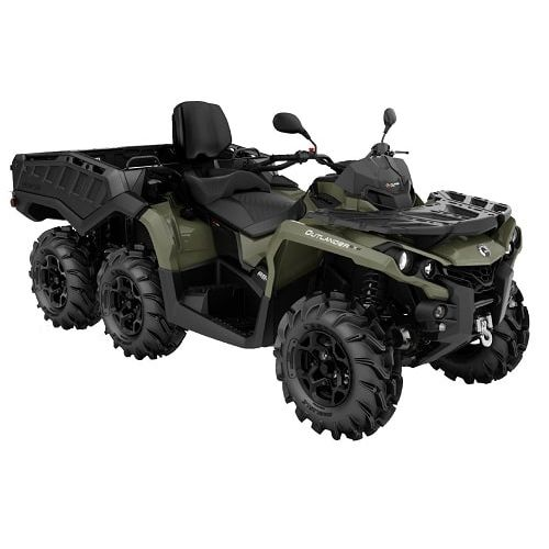 Can-Am Outlander MAX 6x6 PRO+ 650 T '19