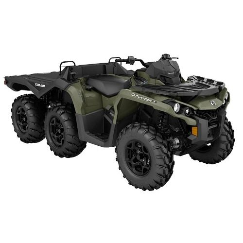 Can-Am Outlander 6x6 DPS 650 '19