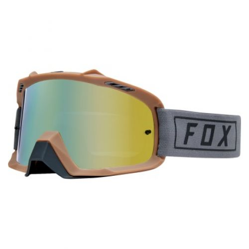 FOX AIR SPACE GOGGLE - GASOLINE [GRY]