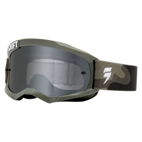 Shift WHIT3 LABEL GOGGLE [CAM]