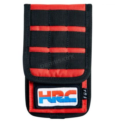 FOX REDPLATE HRC TOOL POUCH [RD]