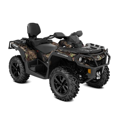 Can-Am Outlander MAX XT 650 Country Camo '20