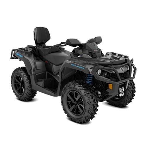 Can-Am Outlander MAX XT 650 Iron Gray '20
