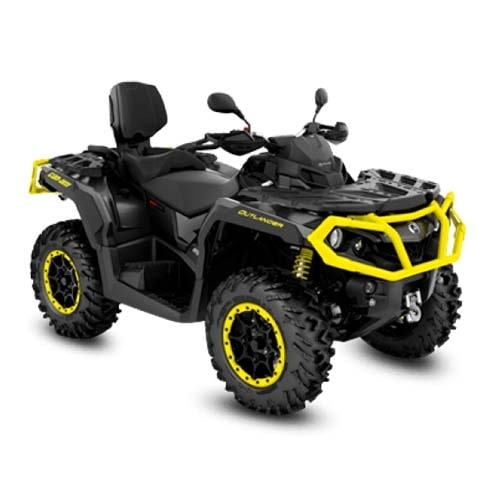 Can-Am Outlander MAX XT-P 650 T '20