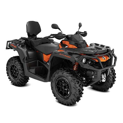 Can-Am Outlander MAX XT-P 1000 T '21