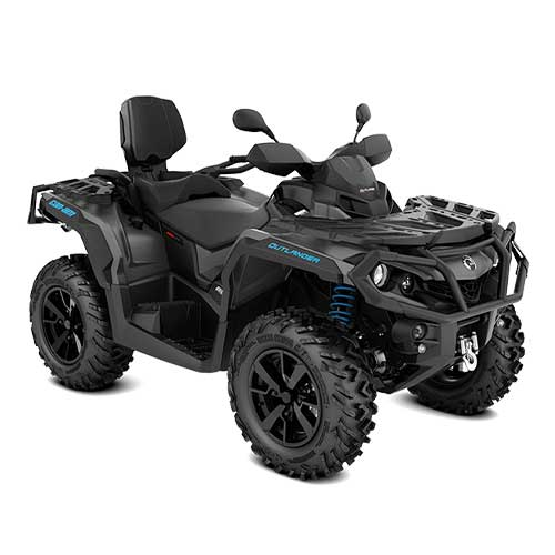 Can-Am Outlander MAX XT 650 T '21