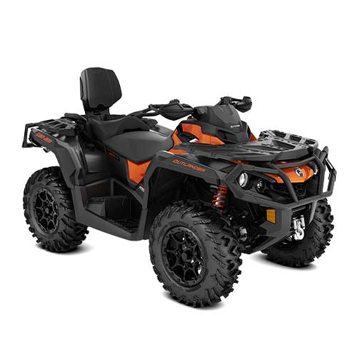Can-Am Outlander MAX XT-P 1000R '21