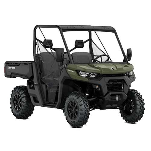 Can-Am Traxter DPS HD8 '21