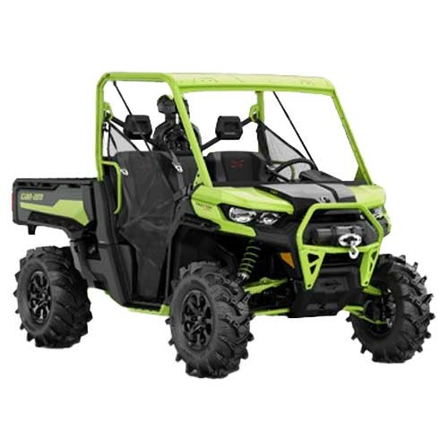 Can-Am Traxter X mr HD10 '21